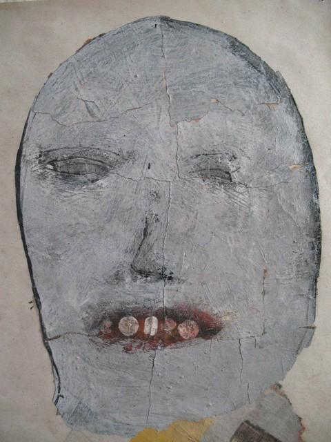 Gérald Rast, Dessin, Sans titre Acryliques et crayons sur papier